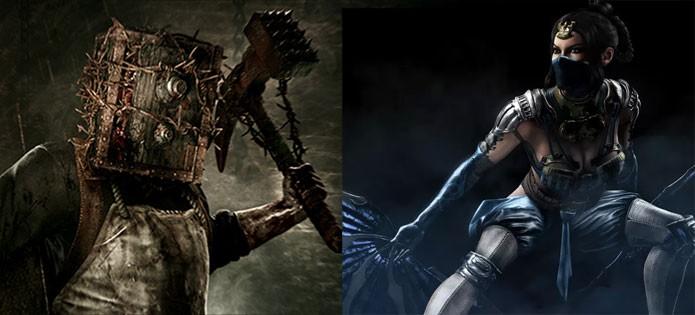 Evil Within e Mortal Kombat X estão entre as ofertas da semana (Foto: Reprodução/Felipe Vinha)
