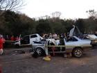 Acidente causa mortes na RSC-481 em Arroio do Tigre, diz polícia