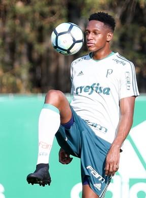 BLOG: Yerry Mina foi um golaço do Palmeiras