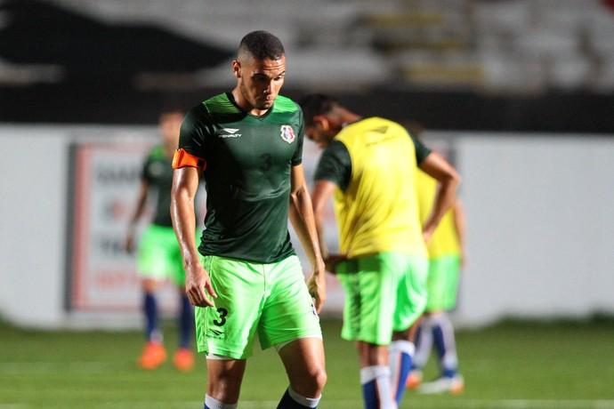 Neris Santa Cruz (Foto: Marlon Costa/ Pernambuco Press)
