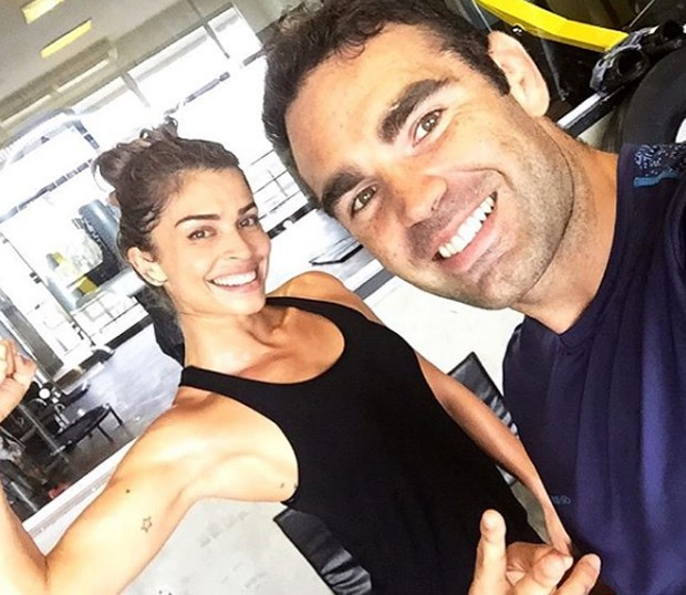 Grazi Massafera e Chico Salgado (Foto: Reprodução/Instagram)