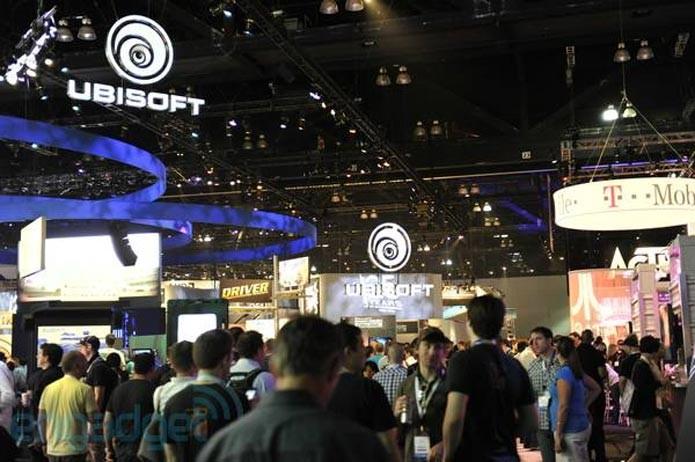 Ubisofr é uma das que participam sempre da E3 (Foto: Reprodução/Egadget)