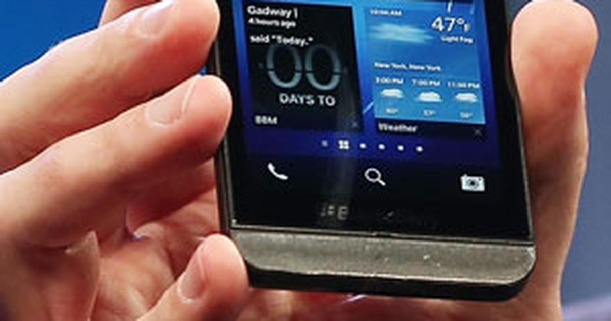 BlackBerry Z10 chega ao Brasil por R$ 2.450 e compatível com 4G do país