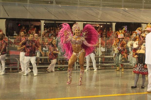 Gracyanne Barbosa (Foto: Orlando Oliveira / AgNews)