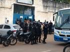 Após rebelião com refém, presos são transferidos da Cadeia Pública, em RR