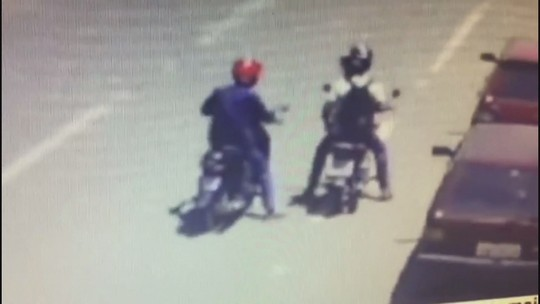 Malote de posto de combustível com R$ 23 mil é roubado em Ariquemes