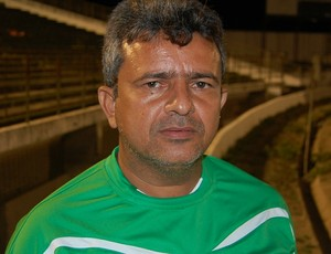 Rafael Abrantes, supervisor de futebol do Sousa (Foto: Silas Batista / GloboEsporte.com)