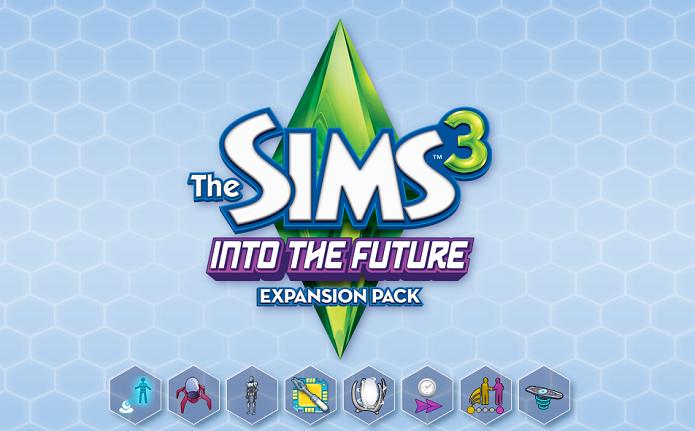Into the Future promete ser a última expansão para The Sims 3 (Foto: Divulgação)