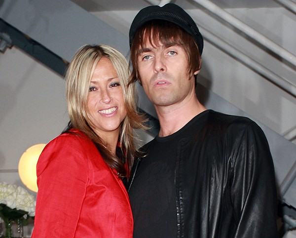 Liam Gallagher e Nicole Appleton (Foto: Getty Images)