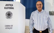 Líderes políticos votam no 2º turno das eleições municipais (William Volcov/AE)
