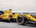 """""""Na crista da onda"""" com Magnussen  e Palmer, Renault lança nova pintura"""
