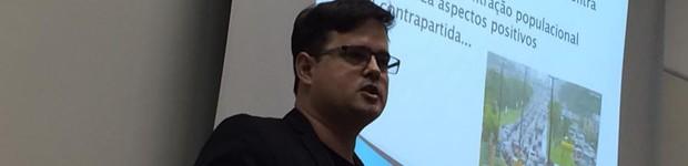 Professor da Unifor estuda relação entre população e crime (editar título)