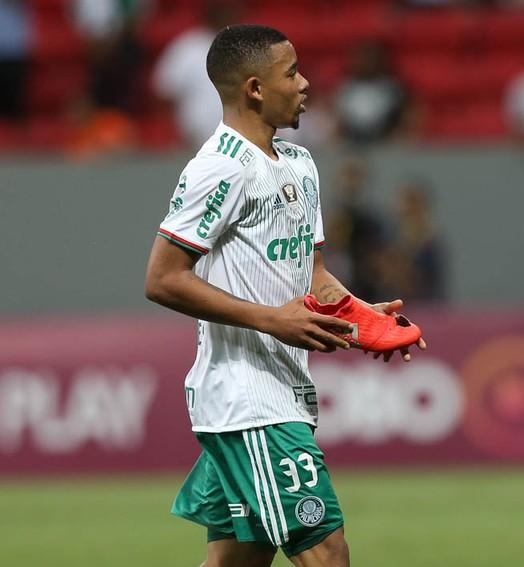 #garranchos (Cesar Greco/Ag Palmeiras/Divulgação)