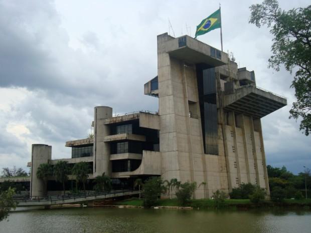 Prefeitura de Sorocaba - Paço Municipal (Foto: Eduardo Ribeiro Jr./G1 Sorocaba)