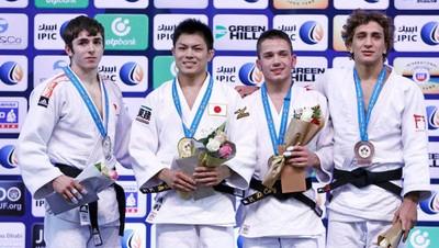Daniel Cargnin bronze mundial sub-21 judô (Foto: IJF)