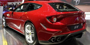 ferrari ff (Foto: Arquivo/Reuters)