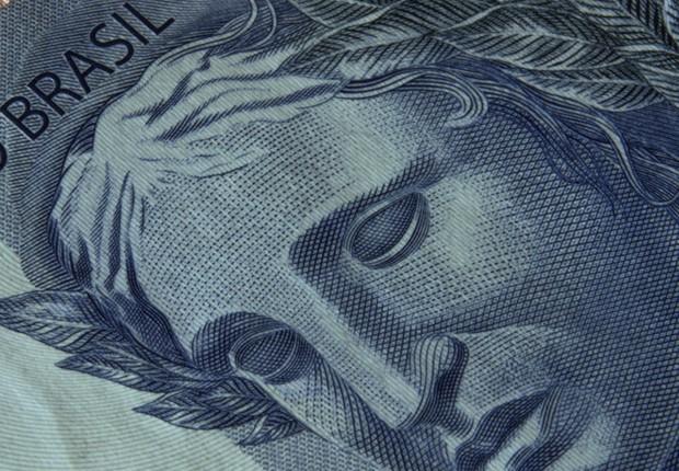 dinheiro - real - nota - papel - inflação - economia - brasil - pib  (Foto: Thinkstock)