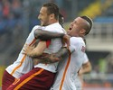 Totti decide no fim e impede derrota do Roma em jogo de seis gols