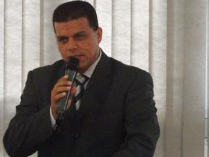 Vereador Lindomar Tavares (Foto: Reprodução/Facebook)