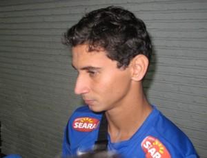 ganso santos (Foto: Marcelo Hazan / globoesporte.com)