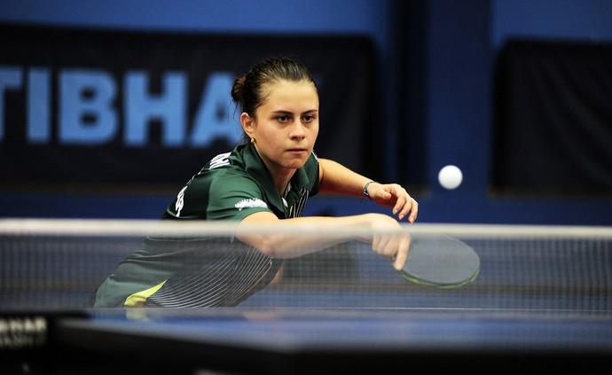 Bruna Takahashi - tênis de mesa (Foto: Marcos Ribolli)