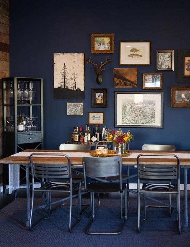 top 10 salas de jantar com decoração industrial (Foto: divulgação)