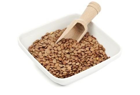 Papinha de lentilha (Foto: Shutterstock)