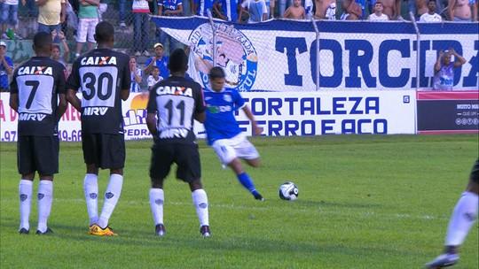 Atlético-MG e URT reeditam semi  de 2016 em posições semelhantes