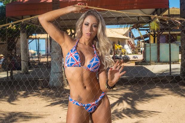Carol Narizinho (Foto: Paulo Fontes/ Divulgação)