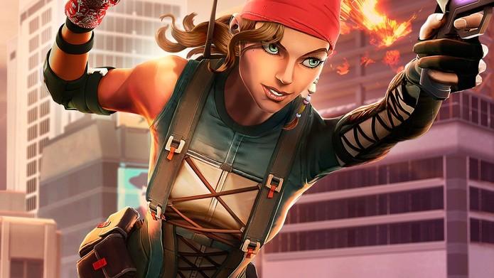 Agents of Mayhem é o novo game da produtora de Saints Row (Foto: Divulgação/Volition)