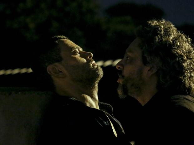 Zé derrota Maurílio (Foto: Ellen Soares/Gshow)