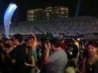 Rock in Rio: área VIP fica às escuras e sem ar-condicionado
