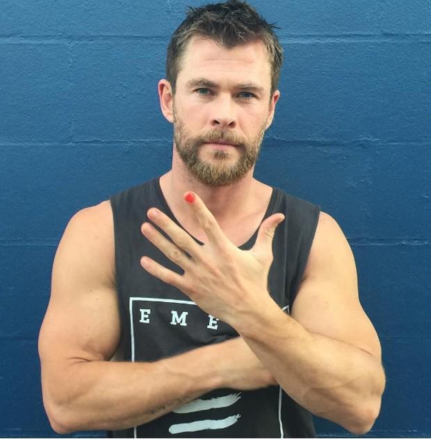 Chris Hemsworth (Foto: Reprodução)