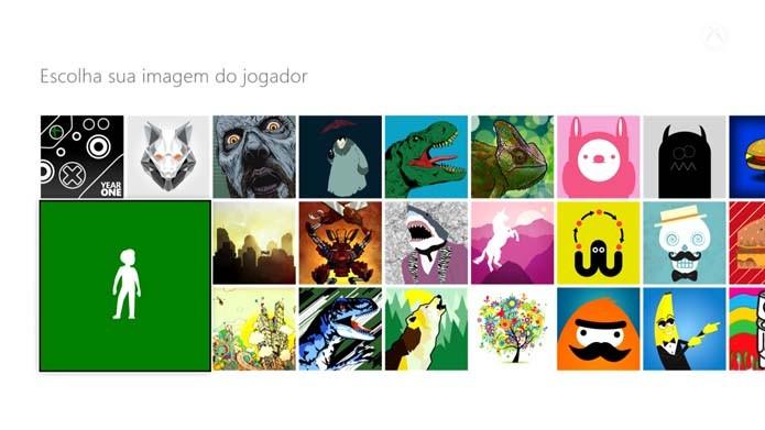 Crie gamerpics usando avatares (Foto: Reprodução/Murilo Molina)