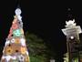 Acender das luzes inicia as festividades do Natal em Socorro (SP)