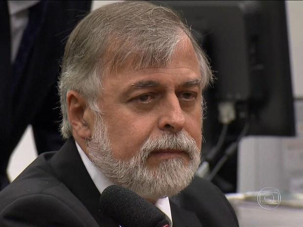 Paulo Roberto Costa (Foto: Rede Globo)
