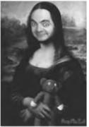 """Funny Filez.""""Monabean"""". (Foto: Reprodução/Enem)"""