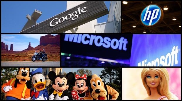 seis empresas (Foto: Divulgação)