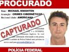 Hacker americano procurado pela Interpol é preso em Blumenau, SC