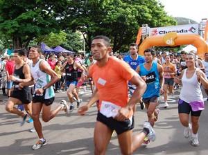 Corrida de Rua do Trabalhador acontece em Araguaína e reúne atletas do Tocantins e outros estados (Foto: Ricardo Sottero/Divulgação)