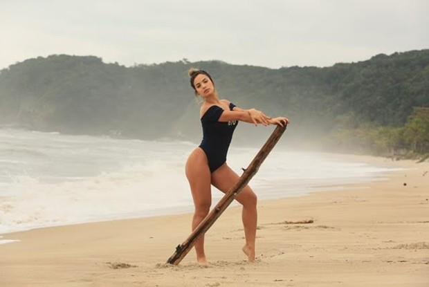 Aline Mineiro (Foto: Luiz Afif  / MF Assessoria  Divulgação)