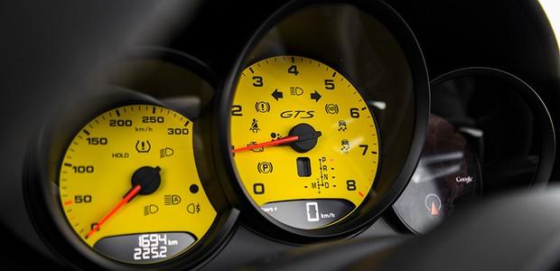 Porsche 718 GTS Boxster (Foto: Porsche)