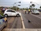 Colisão entre carro e motocicleta provoca morte de mulher em Palmas