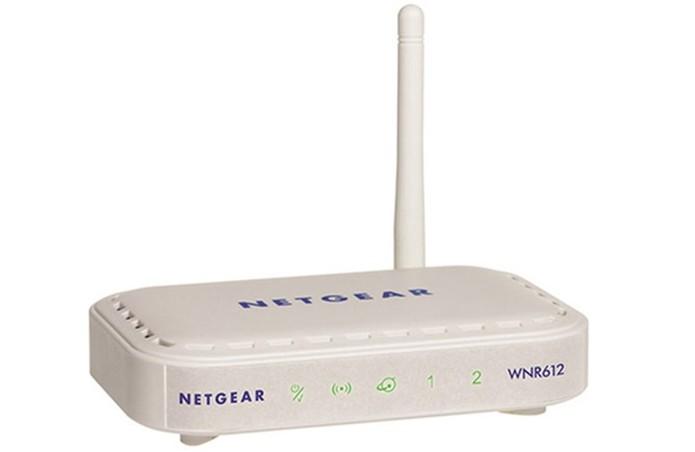 Modelo Netgear é ideal para usuários menos exigentes  (Foto: Divulgação/Netgear)