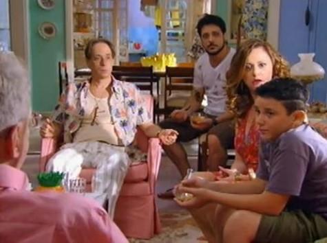 (Foto: Cena de 'A grande família' / Foto: Reprodução)