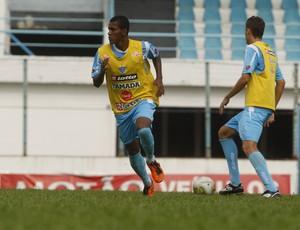 Jairinho, lateral-esquerdo do Paysandu (Foto: Tarso Sarraf / O Liberal)