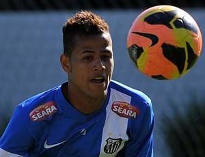 Geuvânio Santos (Foto: Ivan Storti/Divulgação Santos FC)