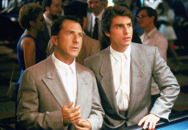 Tom Cruise e Dustin Hoffman em Rainman, filme que levou o Oscar (Foto: Divulgação)