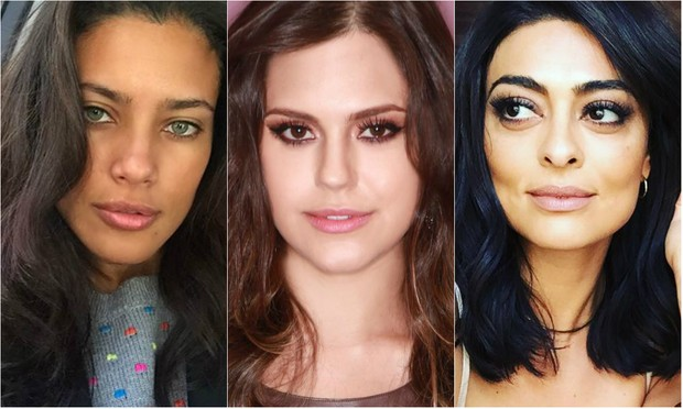 Ildi Silva, Jessika Alves e Juliana Paes (Foto: Reprodução / Instagram)