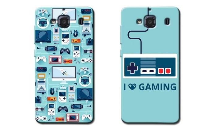 Capa TPU com estampa gamer para Redmi 2 (Foto: Divulgação/Matecki)